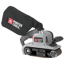 porter cable power tools. porter-cable 8 amp 3 in. x 21 belt sander porter cable power tools