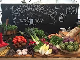 Stephanie Alexander Kitchen Garden Foundation Sculpture Garden Pop Up Summer Cafe Tales Of A Confectionist
