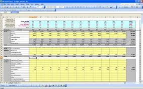 Forecast Budget Template Rolling Forecast Excel Template Rolling Forecast Excel Template