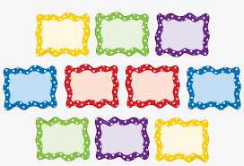 Labels With Border Polka Dot Label Borders Free Transparent Png Download Pngkey