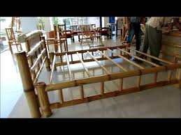 how to make bamboo furniture. Monpi Bamboo Bed How To Make Furniture C