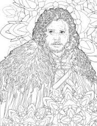 156 Best Game Of Thrones Coloring Pages Images Coloring Books