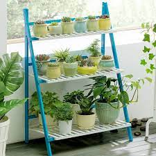 outdoor plant stand ideas for your