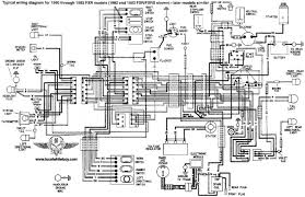 harley fxr wiring diagram wiring diagram