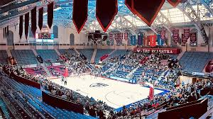 The Palestra Seating Chart The Palestra Penn Quakers Stadium Journey