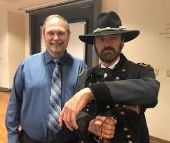 Ulysses S. Grant Marches to BMC
