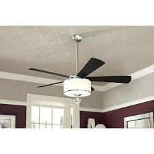 chrome ceiling fan with light excellent flush mount ceiling fan with light fans lights within drum shade ceiling fan ideas deco crystal chrome universal