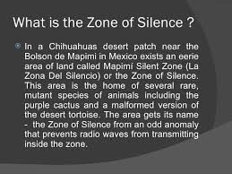 Silence Zone By Group 6