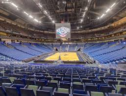 Smoothie King Seating Chart View Smoothie King Center Section 106 Seat Views Seatgeek