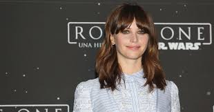 Felicity Jones On Why We Need To Keep Talking About Pay Equality.
