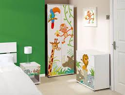 jungle themed furniture. Animal Design Childrens/Kids White Bedroom Furniture Sets: Amazon.co.uk: Kitchen \u0026 Home Jungle Themed