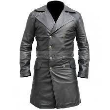sweeney todd long johnny depp leather coat zoom sweeney