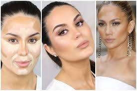 jlo inspired contouring glowy neutral makeup tutorial makeupbygio you