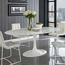 white marble home inspiration ideas a round marble dining table