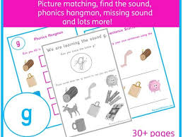 Kindergartners, teachers, and parents who we hope that these english phonics worksheets serve as a good supplemental learning tool for. G Sound Phonics Bundle Phonics Resources Phonics Worksheets Cvc Words Teaching Resources