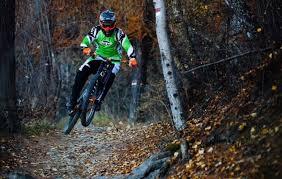 Adam Brayton shreds the Pila bike park on Pro 4 hubs - MBR