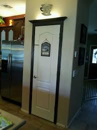 door frame painting ideas. Simple Painting Brown Painted Door Frame To Door Frame Painting Ideas Pinterest