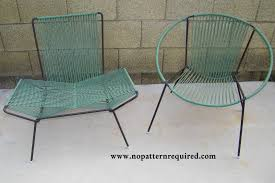 i must say that i have seen the round woven chair a bunch of times before but i still thought it looked really cool