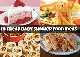 Summer Baby Shower Food Ideas  Baby Shower Foods Summer Baby And What To Serve At Baby Shower