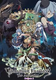 Anichart Fall 2019 Anime Chart Granblue Fantasy The