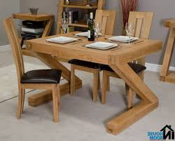 Spacesaving With Unique Dining Room Table With Bench And Chairs - Rustic chairs for dining room