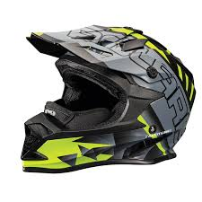 509 Altitude Adult Moto Helmet With Camera Mount Lime