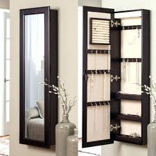 full size of mounted jewelry armoire wall mounted jewelry with mirror 24 inch wall mounted lighted