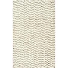 bleached jute rug ivory basket weave 194131htm