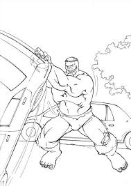 More than 100 pictures for kids' creativity. The Hulk Coloring Pages Hulk Coloring Pages Superhero Coloring Pages Cartoon Coloring Pages