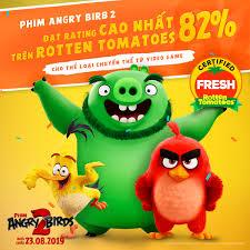 Những cặp đôi trái ngang nhưng dễ thương hết nấc của Angry bird 2 - Yeah1  News