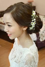 actual day makeup bridal image romantic