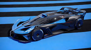 These bugatti car pics were taken during the bugatti 100 years anniversary celebrations in tuscany. Bugatti Bolide Concept Car Could Be On Track To Speed
