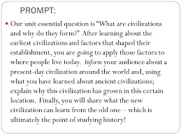 informative writing piece social studies prompt our unit  informative writing piece social studies 2 prompt
