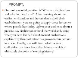 informative writing piece social studies prompt our unit  informative writing piece social studies 2 prompt