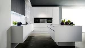 modern kitchen. Minimalistishe Interior. This Concept Of Ultra Modern Kitchen