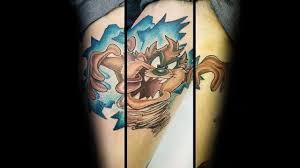 тату тасманский дьявол 40 татуировок для парней