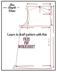 7 best pattern drafting images on Pinterest | Pattern drafting ...