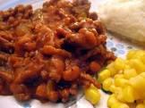 best pork  n beans and hamburger casserole