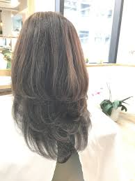 70代お客様のヘアスタイルレイヤースタイル Kikikobe 新着ブログです