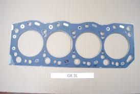 Gasket Only Toyota Hiace / Hiace / Dyna / Land Cruiser 3L Diesel 2.8 ...