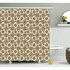 shower curtain custom made designer fabric