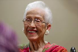 You changed the narrative': Nation reacts to news of Katherine Johnson's  death - Daily Press