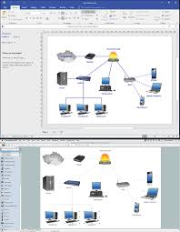 how to draw a computer network diagrams how to draw metro map visio look a like diagrams