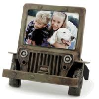 jeep metal picture frame gif
