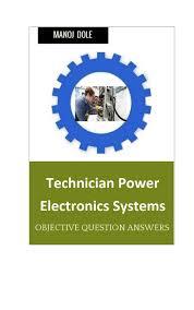 Technician Power Electronics Systems Ebook Ebook Pothi Com