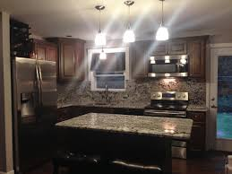 Titanium Granite Kitchen Kitchen Gallery Finished Kitchen Projects Pictures And Details