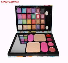 pearly fashion beauty eyeshadow pallete make up eye shadow palette for face