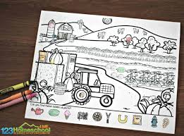 These games include browser games for both your computer and mobile devices. Free Farm Hidden Pictures Printable
