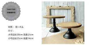 Coffee Shop Display Stands Cake Stands Vintage Wedding Cake Decoration Home Baking Coffee 98