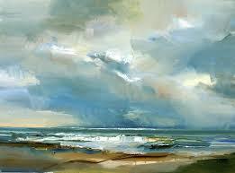david atkins the sea at charmouth